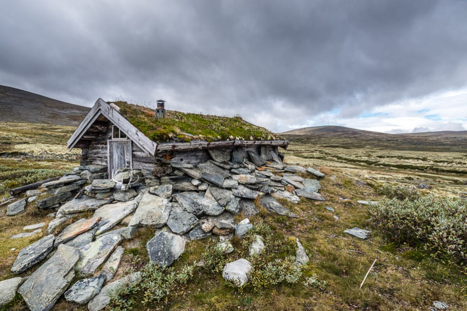 Dovre Rondane Tour september 2016, update #2